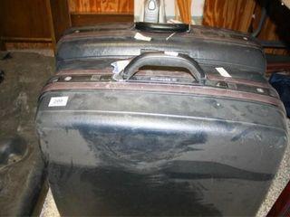 Samsonite Rolling luggage  2 suitcases