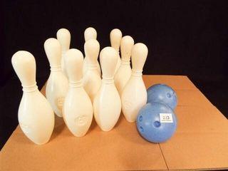 Bowling Game  Plastic