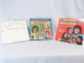 12  Records   Partridge Family  3
