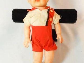 Horsman Rubber Boy Doll  12