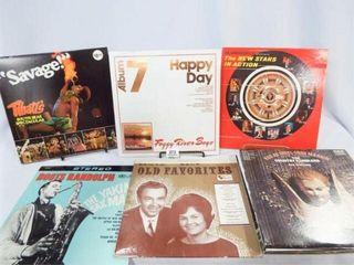 12  Records   Variety  12