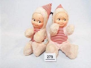 Kewpie Knickerbocker Dolls  2