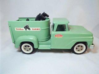 Tonka Horse Transport Truck