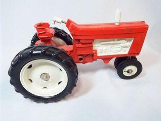 Hubley Orange Tractor
