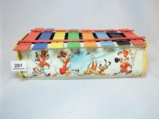 Disney Tin Xylophone