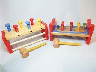 Toy Wood Workbenches  2