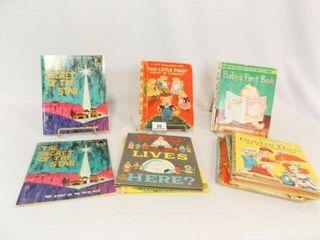 Books   little Golden  Wonder  Arch  10