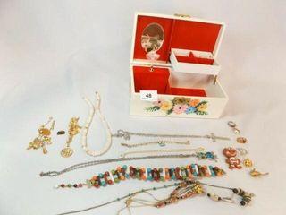 Dance Ballerina Musical Jewelry Box  Jewelry