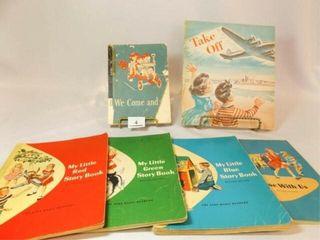 1940 s   50 s Reader Books  6