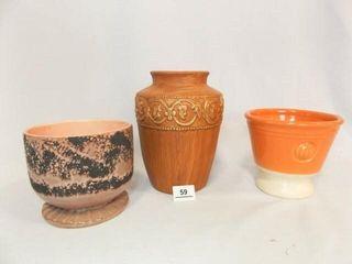 Pottery Vase  Planters  2