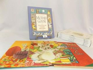 Books   Potter  Mother Goose  Other  12