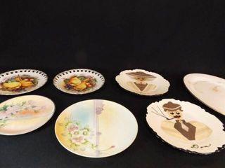 Decorated China Plates  7