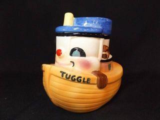 Sierra Vista  CA Tuggle Cookie Jar