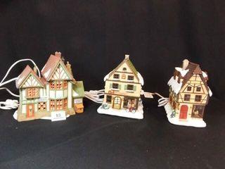 Hawthorne Villages  2  Dickens Village  1