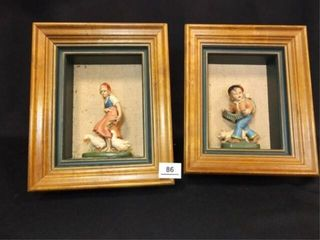 Dimensional Frames with Figurines