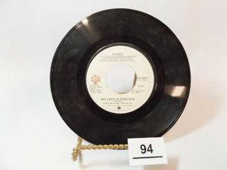 1978   79 Prince 7  Record  no cover