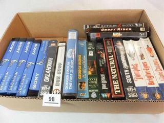 VHS  DVD Tapes  PlayStation 3 NBA  07  15