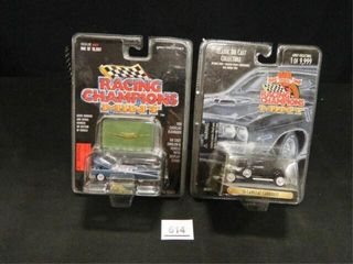 Racing Champions Mint Toy Replicas