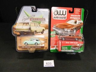 AW   Greenlight Collectible Cars