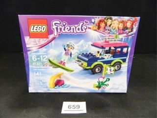 lego Friends  Snow Resort Off Road