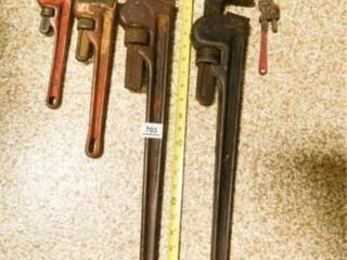 Pipe Wrenches  Ridgid 4