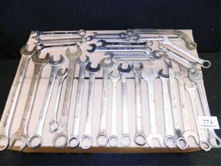 Wrenches   31  Assortment