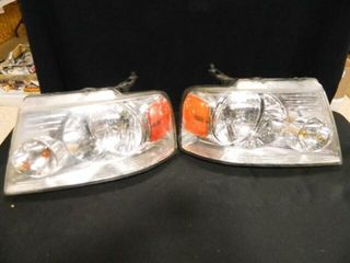 Ford F 150 Head lamps  Works