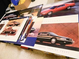 Cadillac Dealership Posters  25