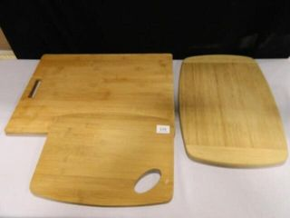 Cutting Boards  Assorted Sizes   3