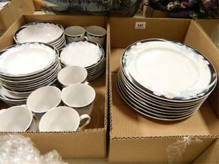 Caravel by Excel China  48 Pieces