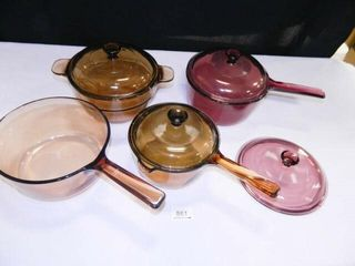 Visions Cookware  Assorted