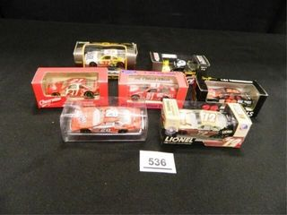 Race Car Collectibles  1 64 Scale