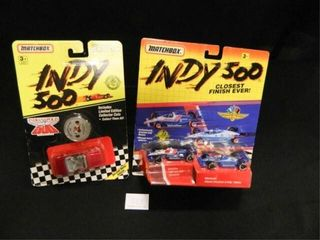 Matchbox Indy 500 Collectibles   2