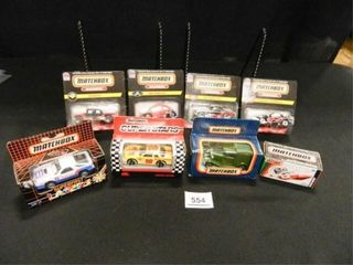 Matchbox Collectible Toy Replicas