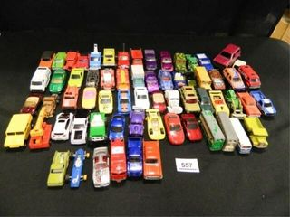 Collectible Vehicles  Assorted  60
