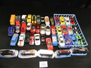 Collectible Vehicles  Assorted  40