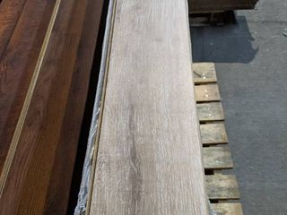 12mm ETCHED TAN lAMINATE FlOORING  120 SF