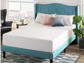 Zinus Green Tea Mattress  Twin  White