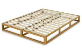 Zinus Wood 8 Inch Platform Bed Frame Mattress Foundation Twin
