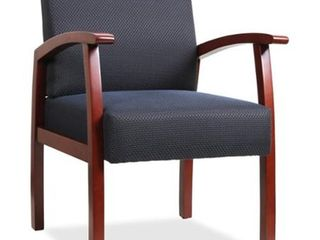 Copper Grove Boneset Blue Wood Guest Chair  Retail 149 99