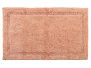 Saffron Fabs Bath Rug  50 in x 30 in