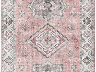 Ezio Vintage Traditional Area Rug  Retail 231 49
