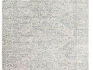 Pascale Distressed Oriental 8x10 Foot Area Rug