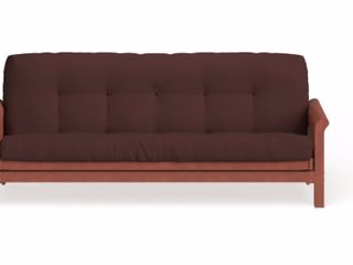 Porch  amp  Den Guthrie 5  inch Full Size Futon Mattress