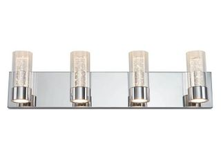 ARTIKA Ratio 27 in  Chrome lED Vanity light Bar