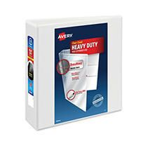 4 Avery Heavy Duty View 3 in Capacity Binder with One Touch EZD Rings