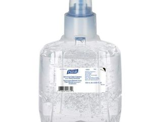 PUREll Advanced Green Certified Instant Hand Sanitizer Refill  1200 ml  Gel  FragFree