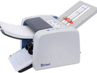 United F100 Automatic Paper folding machine
