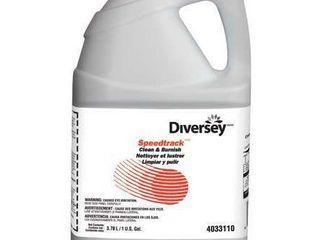 DIVERSEY 94033110 Floor Cleaner 1 gal White Surfactant