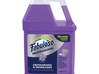 Fabuloso 04307 lavender Fragrance All Purpose Cleaner  1 gallon